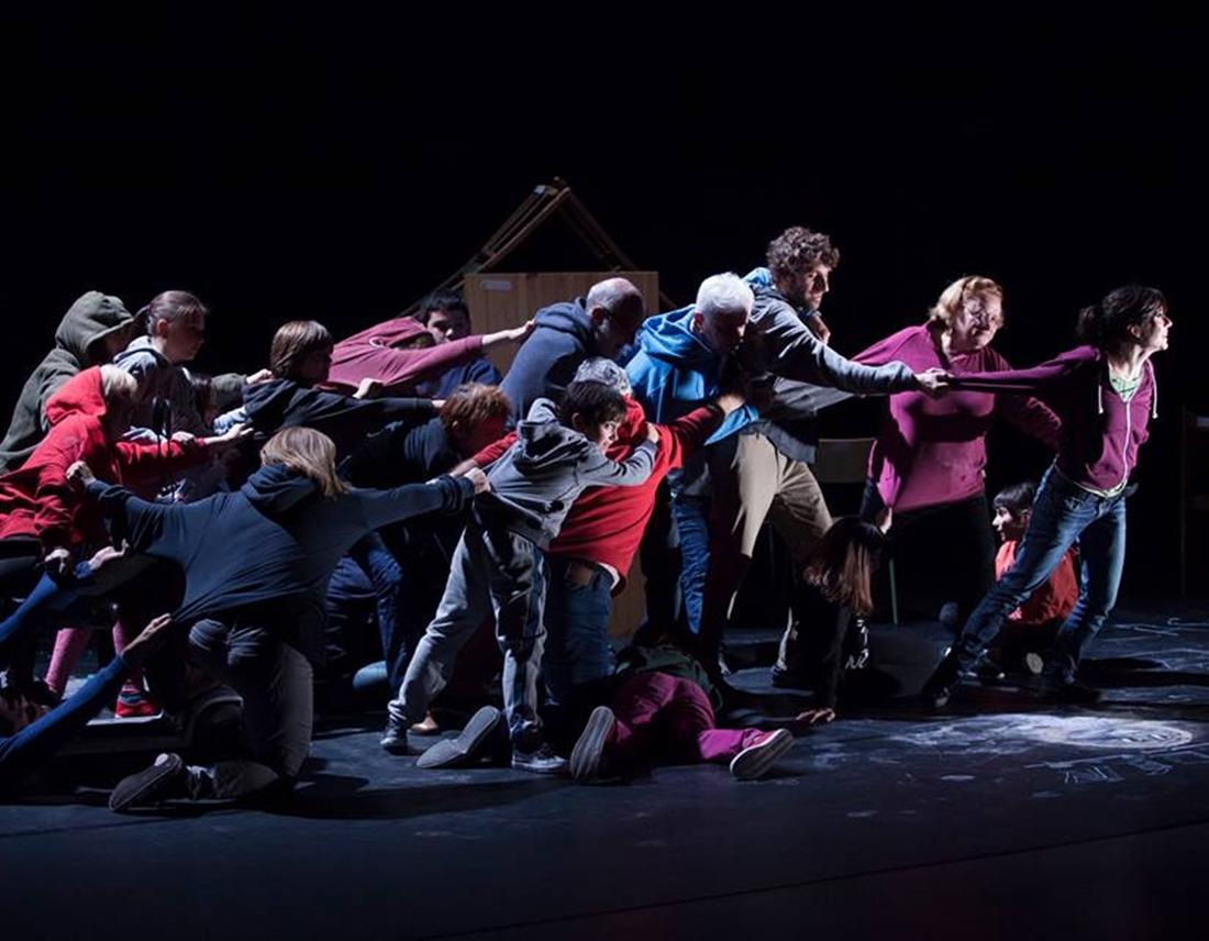 La creación colectiva teatral | Máster en Teatro Aplicado
