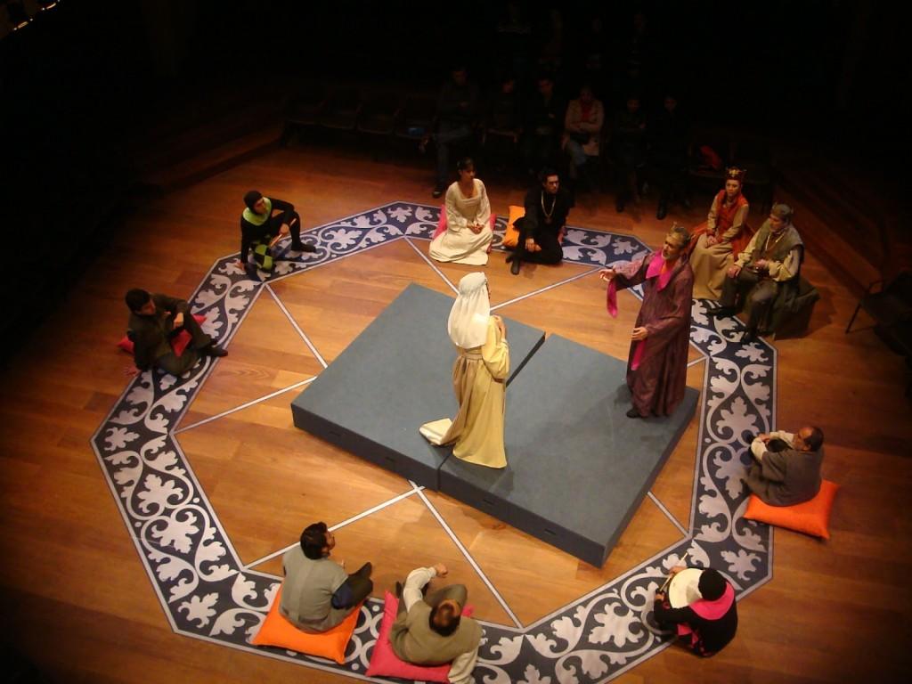 Hamlet-Los_Comicos_representan_ante_el_Rey_Claudio.